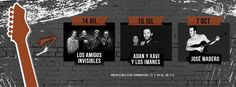 Próximos eventos del Black Box Tijuana. Cuáles les interesan?