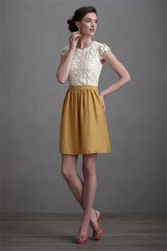 Which trendy look would your bridesmaids prefer: This two-toned tailored piece or an off-white ensemble? Find out here: http://www.parkersdrycleaners.com/blog/2012/10/fall-2012-cool-off-trend-vs-trend/