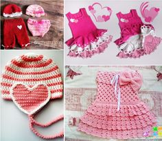 Free Valentines Crochet Projects The WHOot