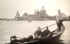 Photo of the Day: Venice, 1958  Grandma
