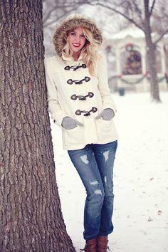 Zeliha's Blog: Fabulous Best Winter Street Style Fashion