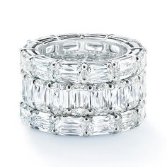 My dream stack of diamonds bands....