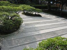 landscape decor with stone outdoor furniture   backyard home zen garden Backyard Japanese Zen Design Ideas