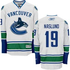 Authentic Kirk Mclean White Men s NHL Jersey   1 Vancouver Canucks Reebok  Away Reebok e511cbc4b