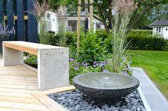 My Fairy Garden, Diy Pergola, Dahlia, Home Projects, Terrace, Blogg, Patio, Outdoor Decor, Home Decor