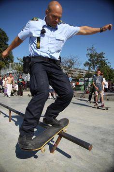 Skate Police...