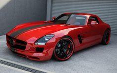 Mercedes Bens SLS AMG