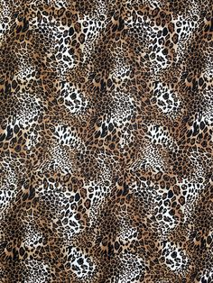 Animal Print Design Polyester DTY 2 Ways Stretch Light Weight Fabric Cheetah Print Wallpaper, Leopard Print Background, Scarf Design, 2 Way, Fused Glass, Animal Print Rug, Print Design, This Or That Questions, Crazy Animals