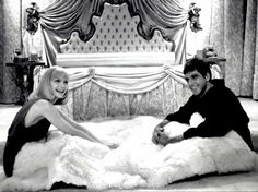 Michelle Pfieffer and Al Pacino | Rare and beautiful celebrity photos
