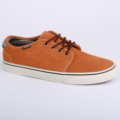 6d79b1ab46 Vans Nordic 159 Vulcanized Mens Suede Laced Trainers