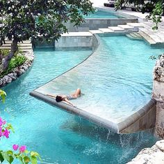 So cool!!! #coolpool #outdoors #summer