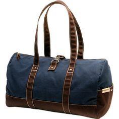 Henry brown Logan overnight bag