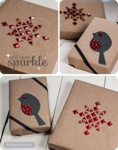 Gift Wrap Ideas – Add Some Sparkle To Your Gifts