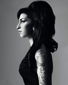 Photography by BRYAN ADAMS  Harper's Bazaar—Amy Winehouse