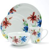 discount dinnerware sets-corsica home bella 16pc dinnerware set