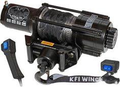 KFI SE45W KFI STEALTH 4500 WINCH (WIDE)