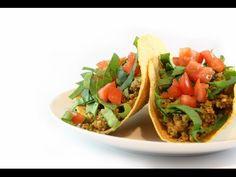 Secretly Cruciferous Crunchy Tacos - Feasting on Fruit