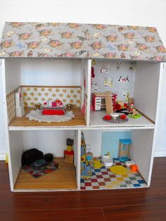 All kinds of stuff to recycle into Doll House treasures -- Ruby Murrays Musings: Dolls House Reveal
