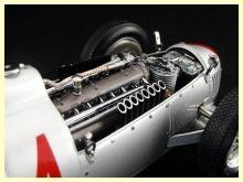 CMC M-073 Modellauto Auto Union Typ C 1936-37 No. 4