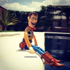 Best in Show: Toy Story's Woody is now on Instagram.