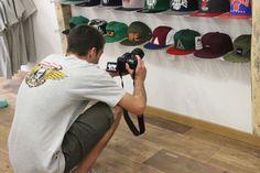 El fotógrafo del evento