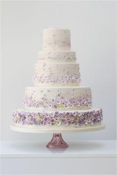 Purpul cake