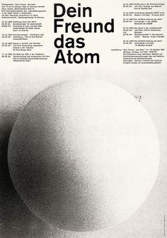 Gunter Rambow, poster, 1963