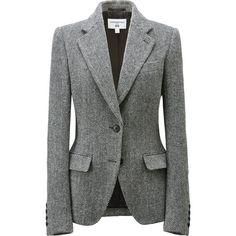 Uniqlo x Carine Roitfeld blazer Blazers For Women, Suits For Women, Jackets For Women, Ladies Jackets, Black Blazers, Uniqlo Jackets, Outerwear Jackets, Tweed Jackets, Look 2018
