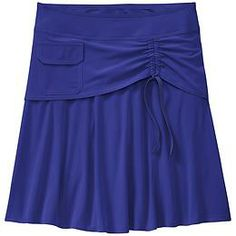 Another great short skirt and short, I like the wicking fabric and the color. Wherever Skort | Athleta