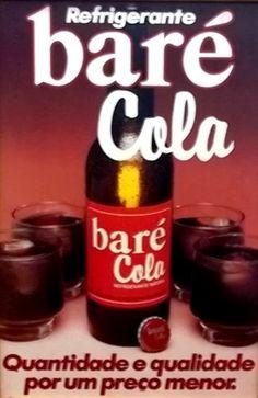 O refrigerante Baré foi uma experiência bem sucedida da antiga Polar-Antártica, estabelecida na cidade de Estrela-RS. Esta unidade fabr...