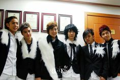 Alexander,Eli,Kevin,Kibum,Dongho,Soohyun ♡