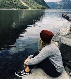 #mountains #lake #norway