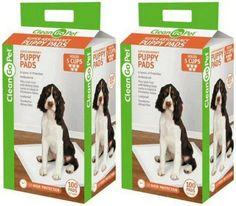 Clean Go Pet 200 22x23 5 Cup Puppy Training Pads * Want additional info? Click on the image.