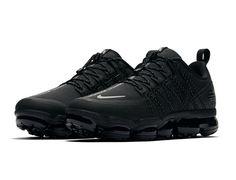 7ca059f7981 Extra Off Coupon So Cheap Nike Air Vapormax Run Utility BlackReflectSilver Mens  Running Shoes Sz