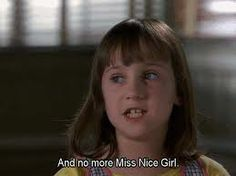 Matilda quote loved this movie when I was younger