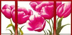 Tulipani fucsia 1