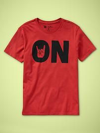 Gap Threadless Shirt... may just have to order this one.