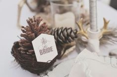 Inspiration: Cozy and Rustic Winter Wedding Styled Shoot