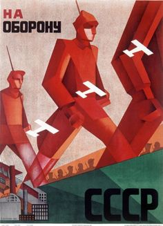 gonna make a Russian Constructivism animation?