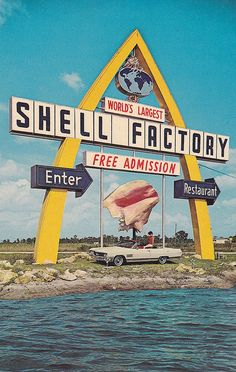 World's Largest Shell Factory - Fort Myers Florida