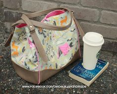 Charlotte City Tote - Swoon Sewing Patterns