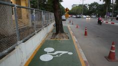 World's Worst Bike Lanes   Bicycling