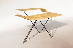 Bureau Rama Desk by Alexandre Pain