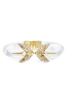 Alexis Bittar, 'Lucite®' Hinged Bracelet