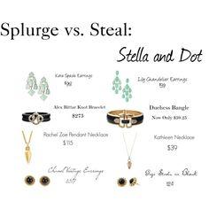 """""""Splurge vs. Steal: Stella and Dot"""""""