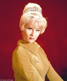 "May 4 = Grace Lee Whitney, who played Captain Kirk's assistant on the original ""Star Trek"" series, has died at age 85."
