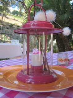Glam Camping Birthday Party Ideas | Photo 6 of 16 | Catch My Party
