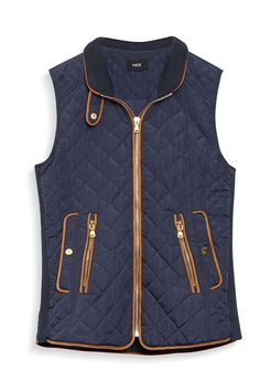 The Stitch Fix Guide To Layering a Vest
