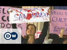 Brazil police identify four gang rape suspects | DW News
