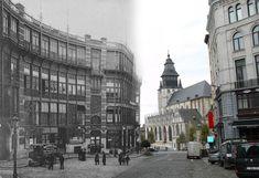 Bruxelles, avant-après | Bruxelles